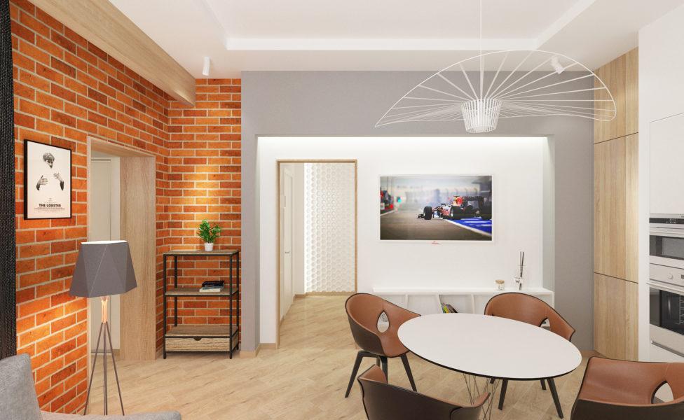 дизайн проект квартиры в Зеленоградске