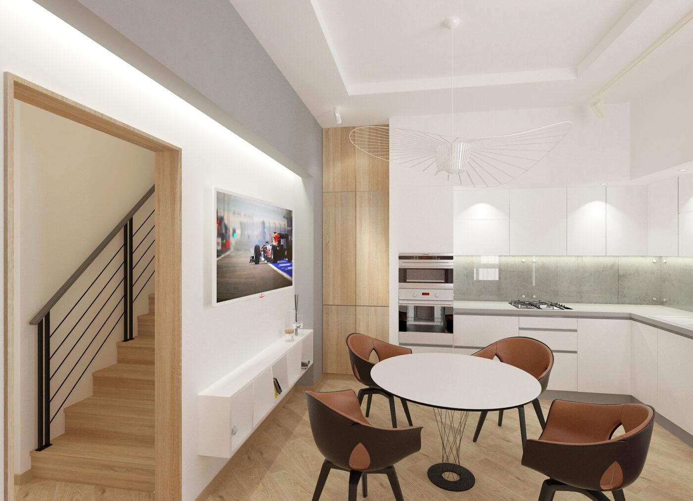 Дизайн пространства для молодой семьи