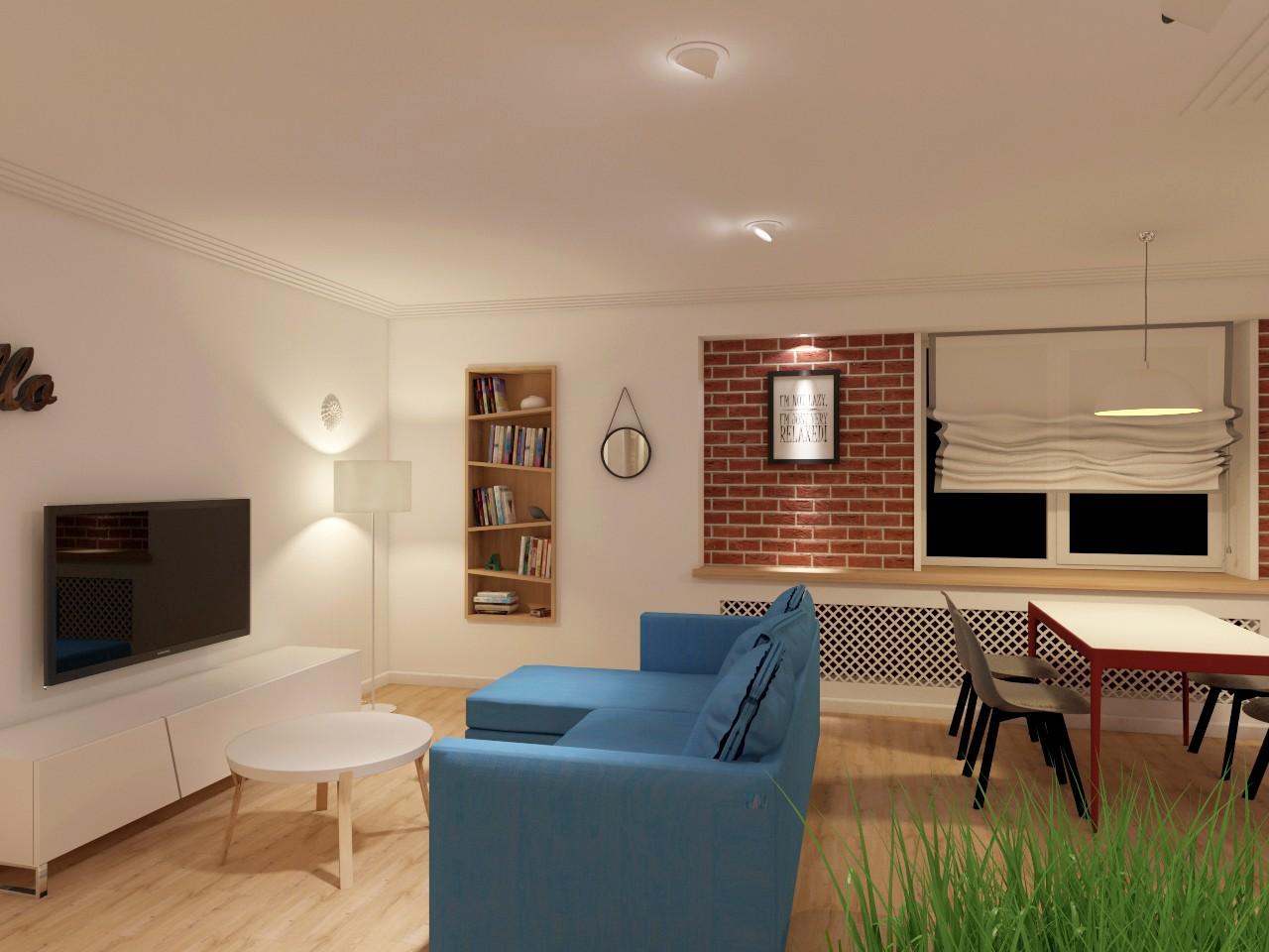 интерьер квартиры на брамса