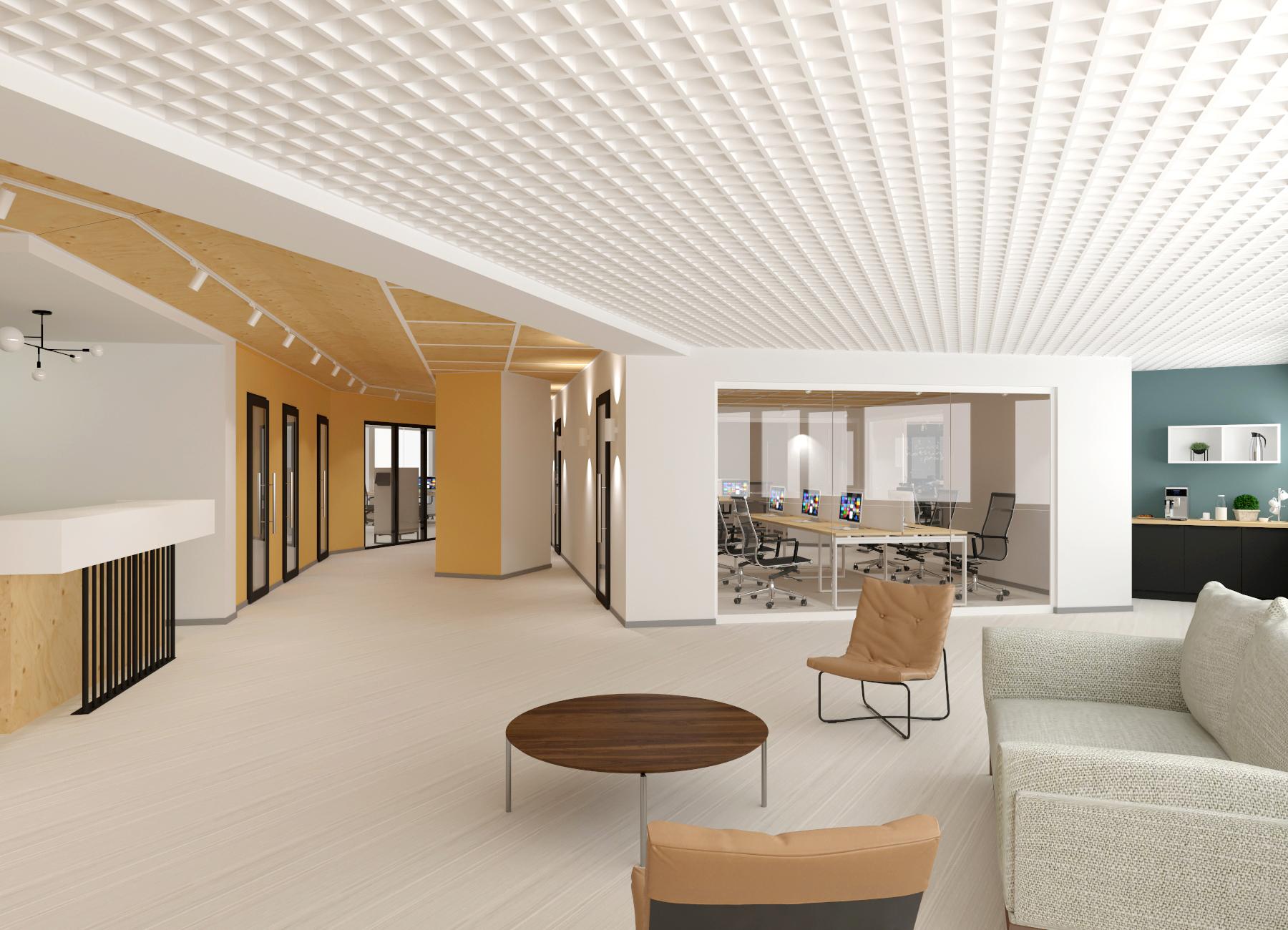 Дизайн-проект бизнес-инкубатора