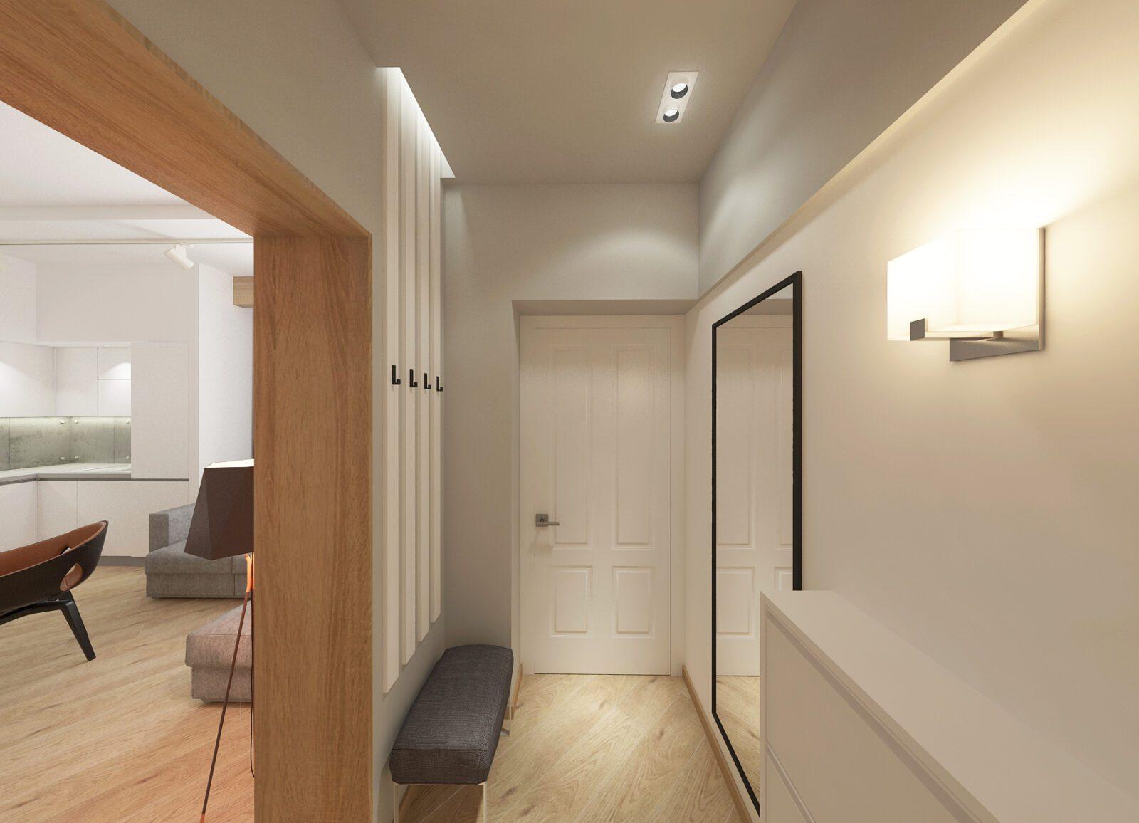 проект квартиры для молодой семьи