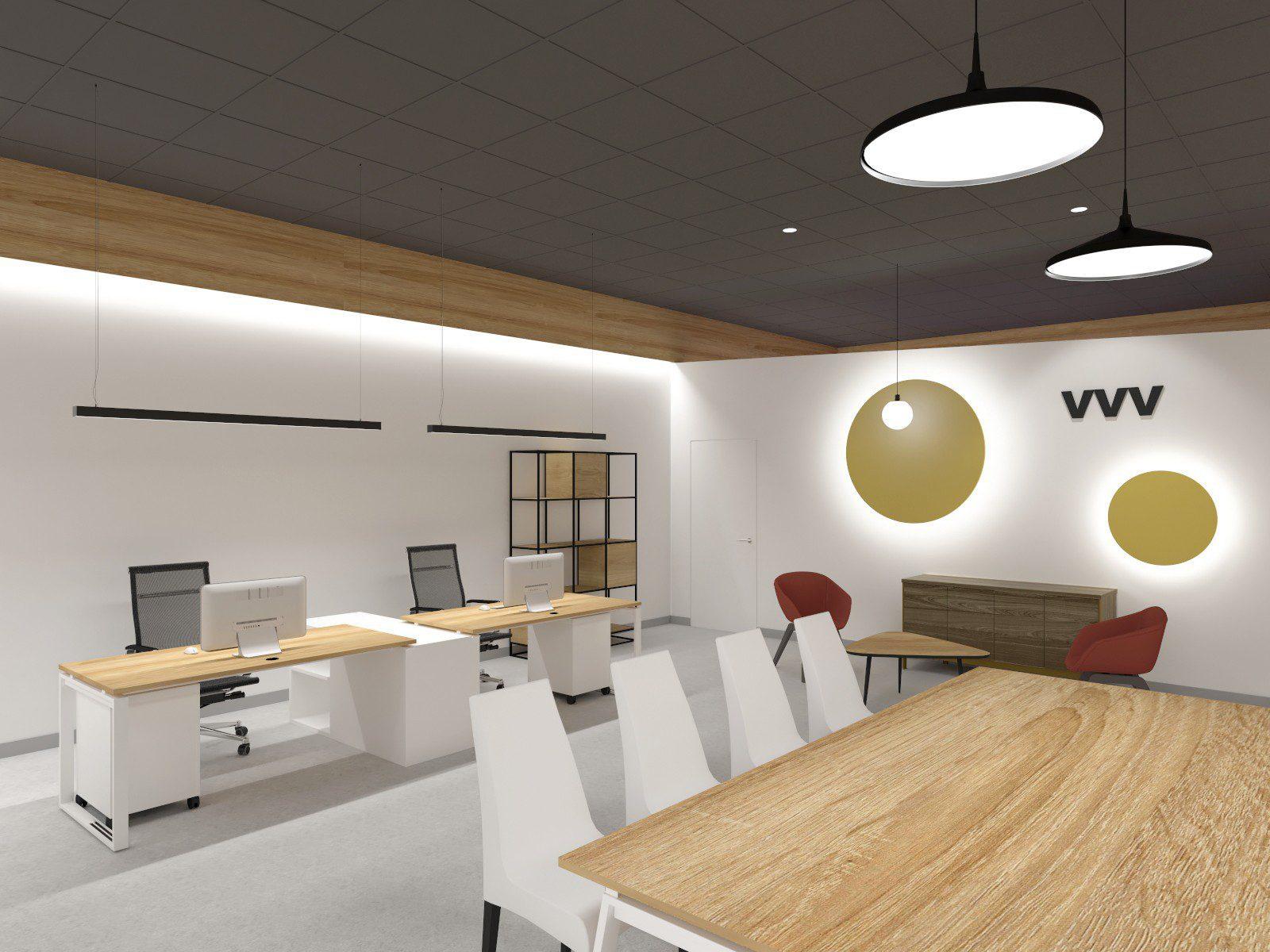 дизайн интерьера офиса калининград