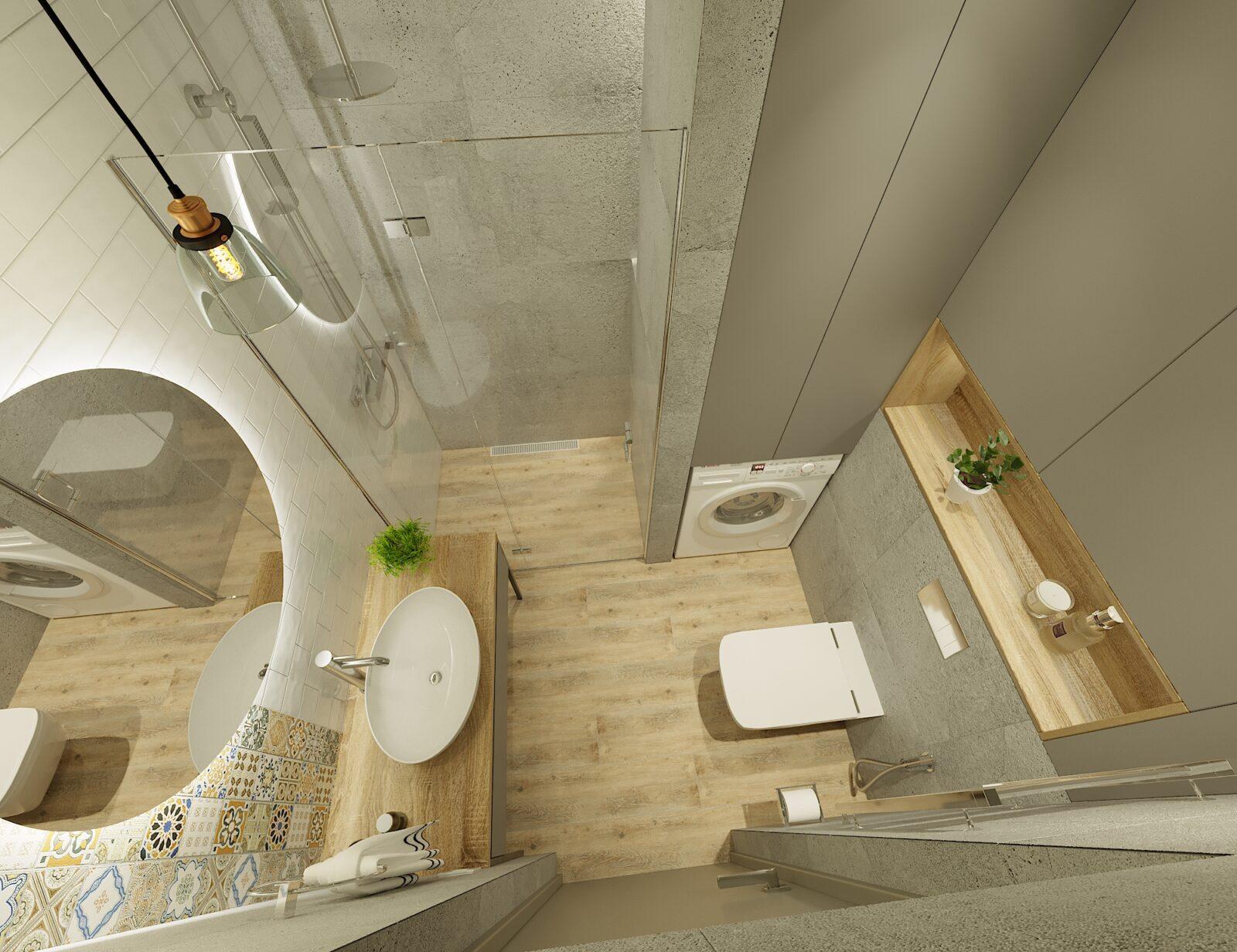 Дизайн проект квартиры на московской